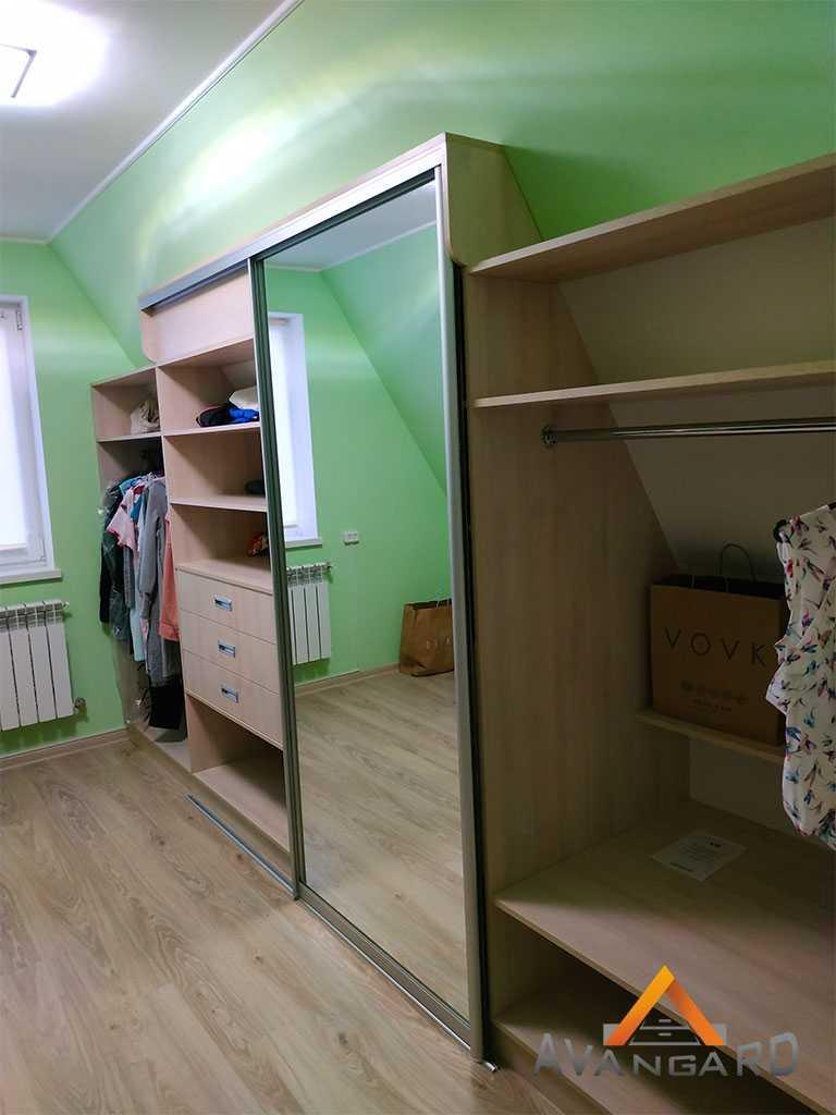 фото гардероба