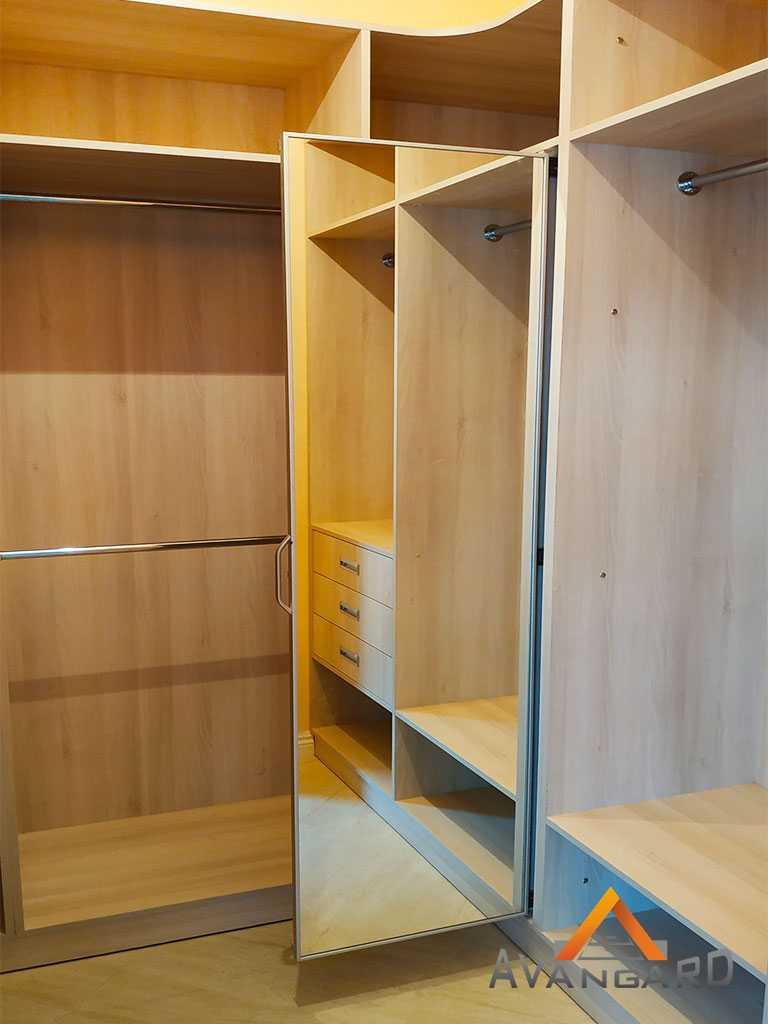 большой шкаф гардероб
