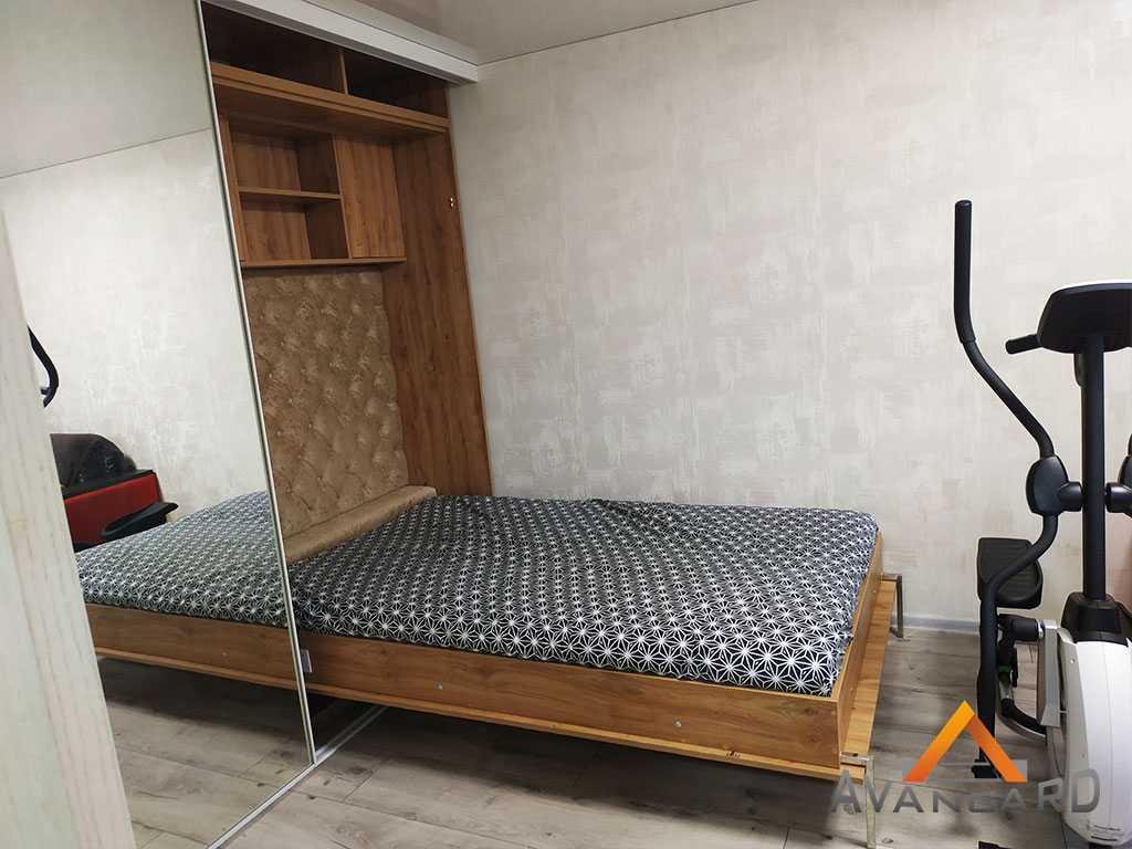 Кровать и тренажёр