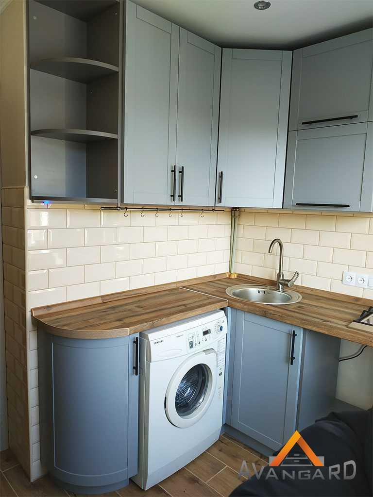Стиль кухни лофт