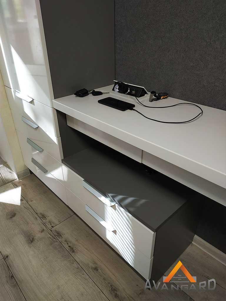 Планировка мебели